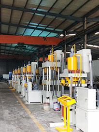国际液压机行业整体发展历程